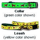 Irish Setter Collars & Leashes